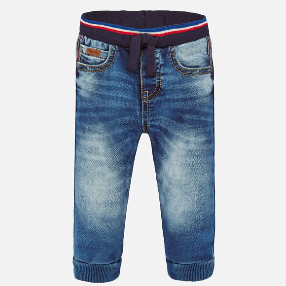 Drawstring Jeans MAYORAL
