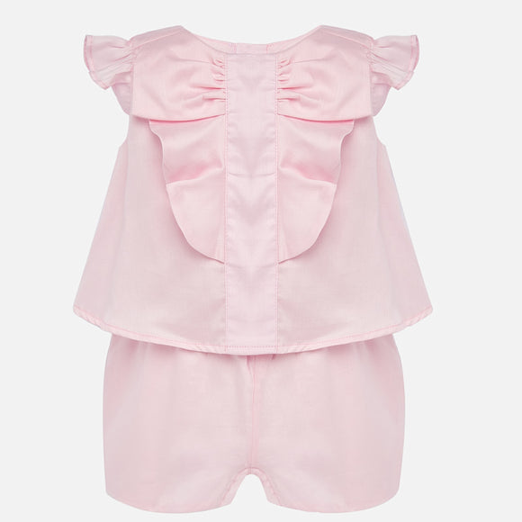 Ruffle Romper        MAYORAL
