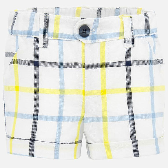 Windowpane Shorts  MAYORAL