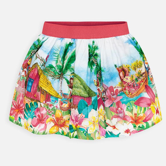 Tropical Skirt  MAYORAL
