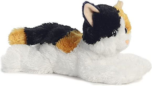 Esmeralda Plush Cat      AURORA