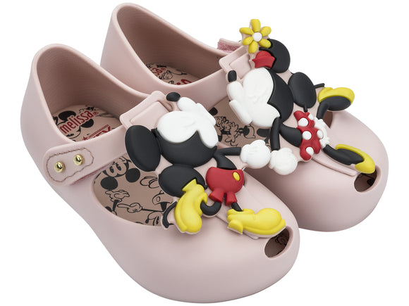 Mickey & Minnie Mouse Shoes MINI MELISSA