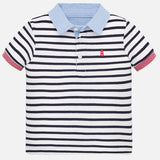 Stripe Collared Shirt  MAYORAL