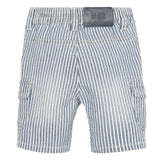 Stripe Cargo Short 3 POMMES