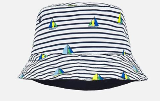 Stripe Sun Hat     MAYORAL