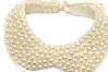 Pearl Collar Necklace      MADEMOISELLE CHARLOTTE