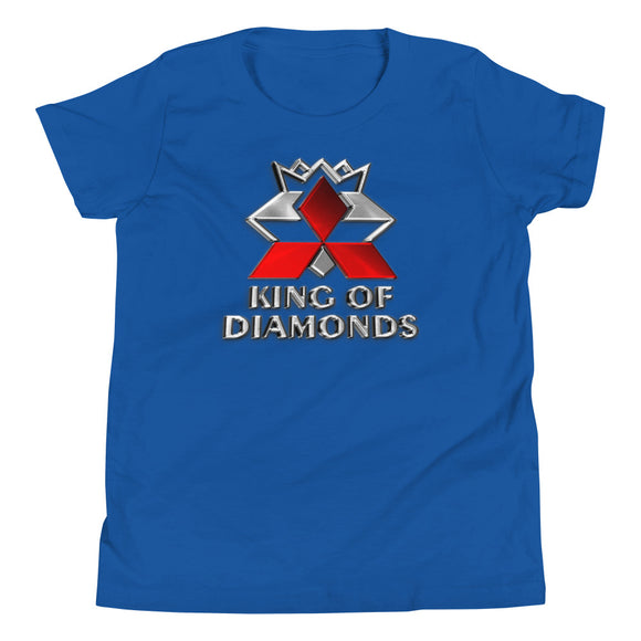 Mitsubishi 'Crowned' Kids T-Shirt