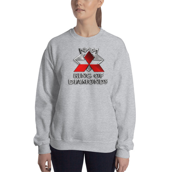 Mitsubishi 'Crowned' Sweatshirt