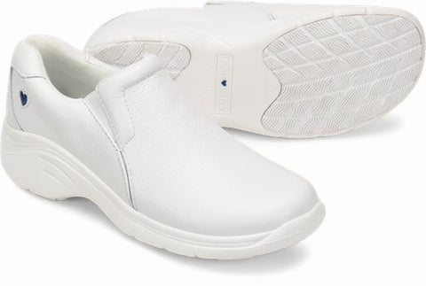 Female Shoes Dove White