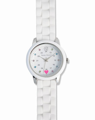 Sparkle Dot Design Watch
