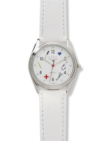 Medical Symbol Design Watch