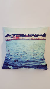 Cushion Cover - Long Walk, Galway