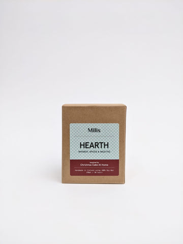 Hearth - Whiskey, spices and Wild Fig by Milis
