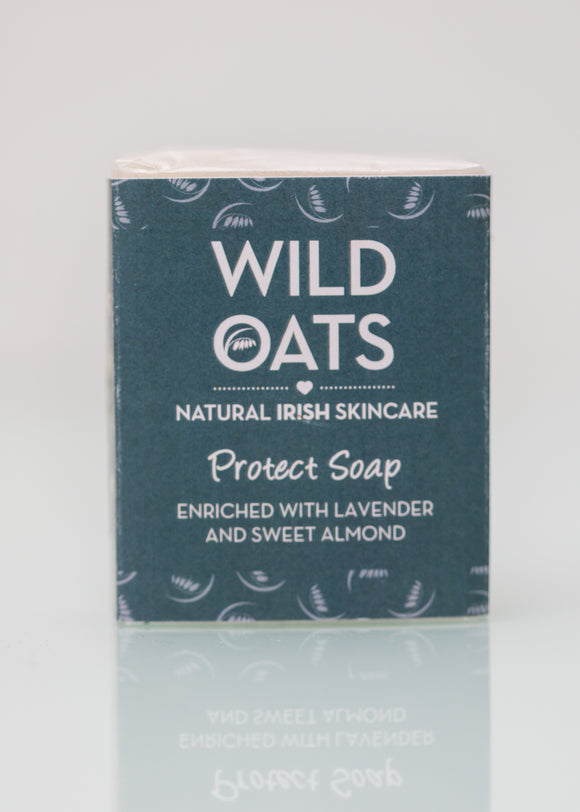 Wild Oats Protect Soap