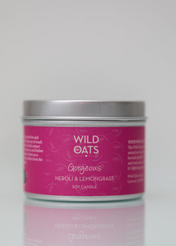 Wild Oats Gorgeous Candle