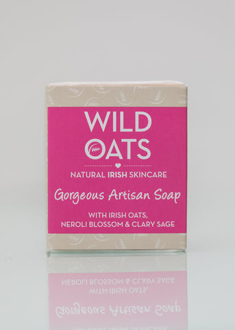 Wild Oats Gorgeous Soap
