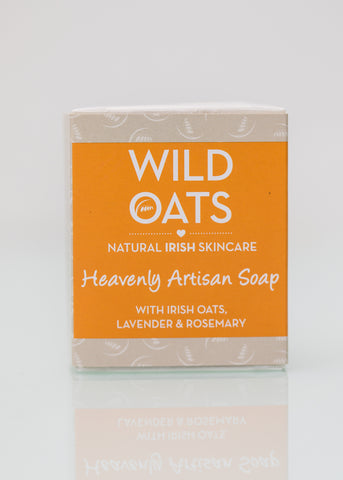 Wild Oats Heavenly Soap