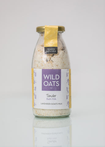 Wild Oats Gentle Bath Milk