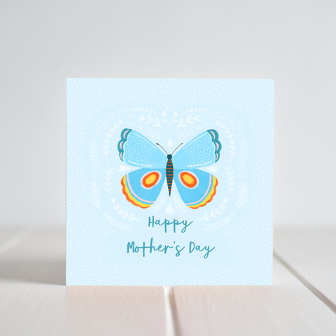Happy Mother's Day Butterfly