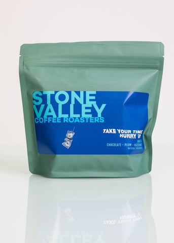 Stone Valley 250g Whole Beans - Take Your Time