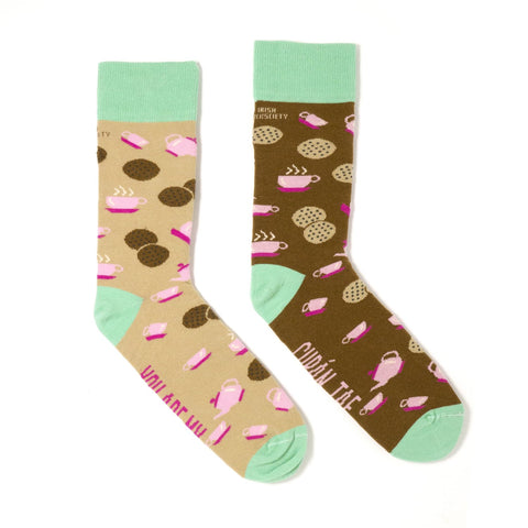 You are my Cupán Tae - Womens Socks Size 3 -7