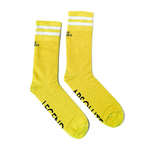 Absolute Legend - Yellow Mens size 8-12