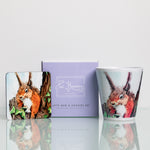 Mug and Coaster Set - Squirrel