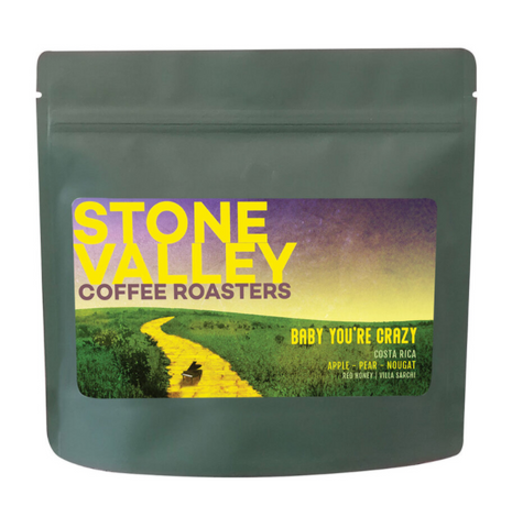Stone Valley 250g Whole Beans - Baby You're Crazy