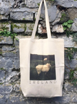 Canvas Tote Bag - Sheep