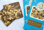 Hazel Mountain Irish Chocolate with Toasted Almonds & Salt