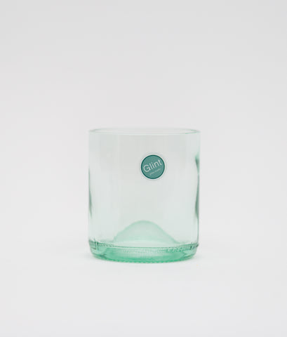 Clear Beaker with a Blue Hue
