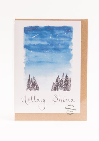 Night Sky  - Nollaig Shona