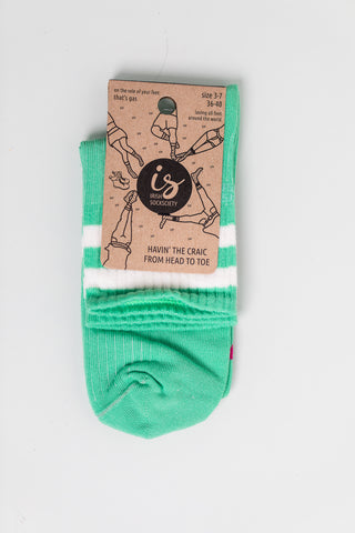 That's Gas - Womens Socks Size 3-7 Short