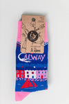 Galway - Mens Socks Size 8 - 12