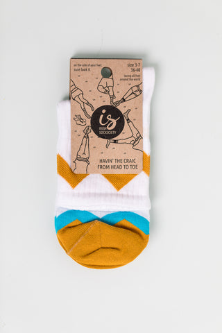 Sure Look It - Mens Socks Size 8-12 Short