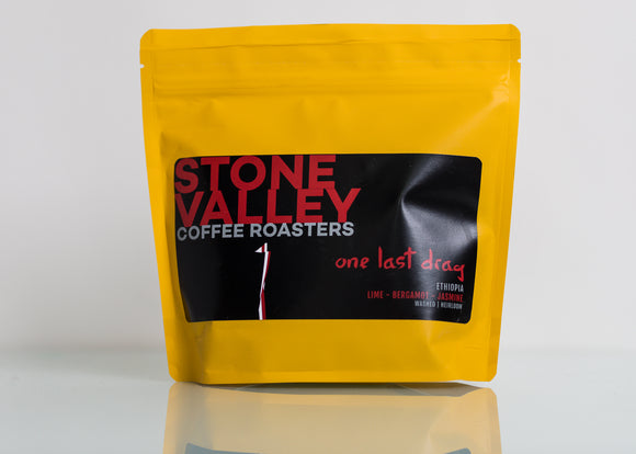 Stone Valley 250g Whole Beans - One Last Drag