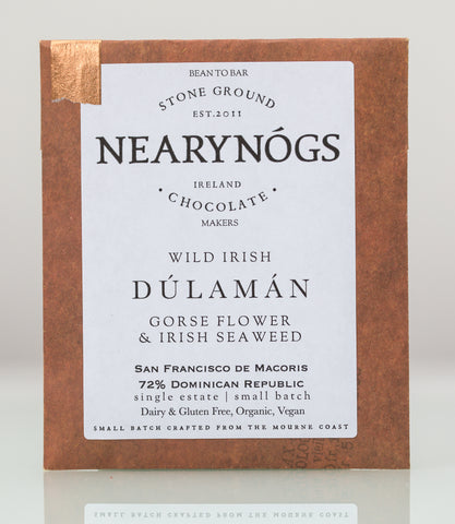 Dúlamán Chocolate bar - NearyNogs