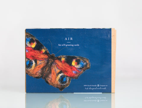 Greeting Cards - Air (Set of 8)