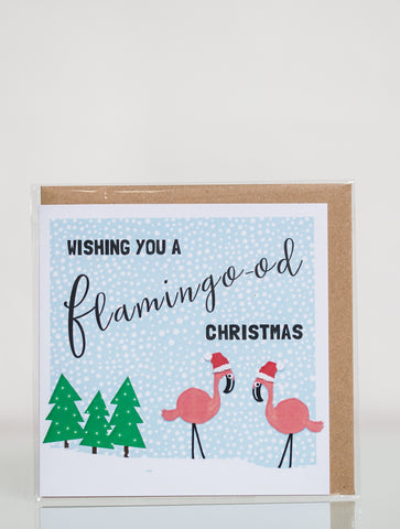Flamingo-d Christmas