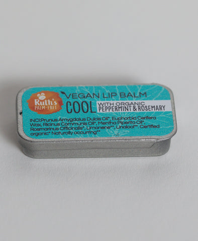 Cool Vegan Lip Balm
