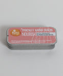 Nourish Vegan Pocket Hand Balm