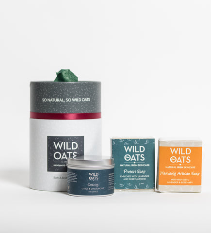 WILD OATS SERENITY PAMPER GIFT BOX