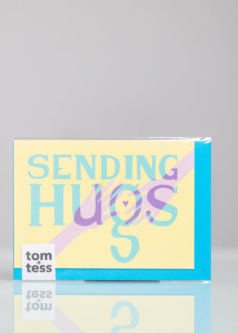 Sending Hugs - Tom and Tess