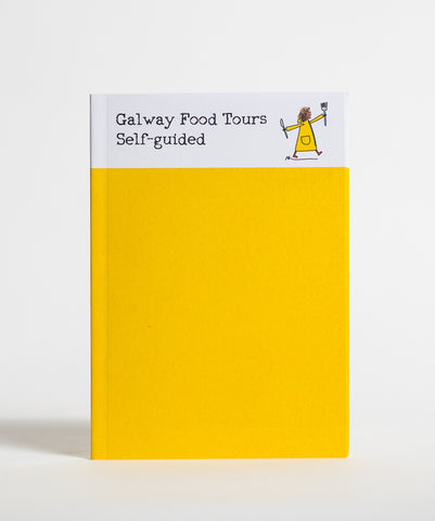 Galway Food Tours - Self Guided Food Tour Book