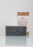 Fiain Soap - Leather & Oudh