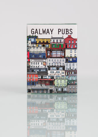 Galway Pub Playing Cards