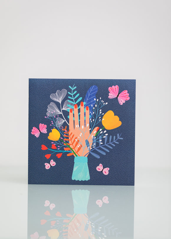 Growth - Greeting Card