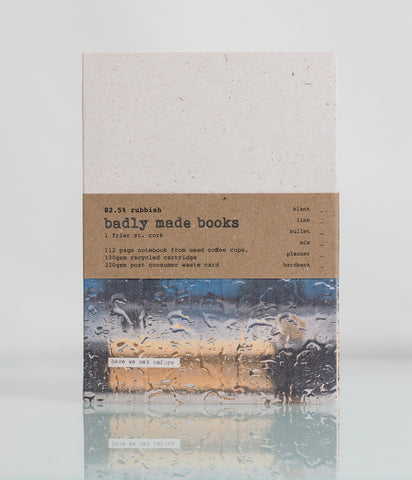 Docks - A5 Badly Made Books Notebook
