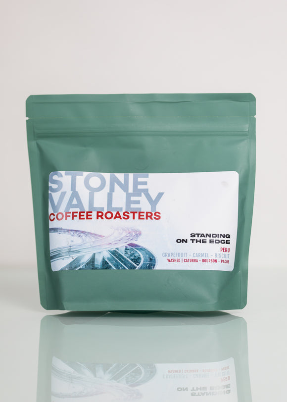 Stone Valley 250g Whole Beans - Standing on The Edge