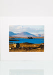 Connemara Lake - Mounted Print